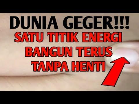 DUNIA GEGER!!! Satu Titik Menambah Energi Terus Tanpa Henti!! | Pijat Refleksi Menambah Energi Tubuh