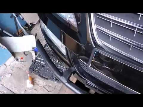 Защита переднего бампера ниссан кашкай 2013
