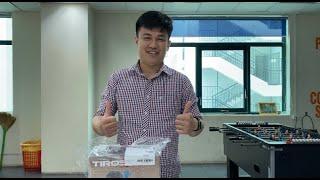 Review Máy Pha Cà Phê Espresso Tiross TS620
