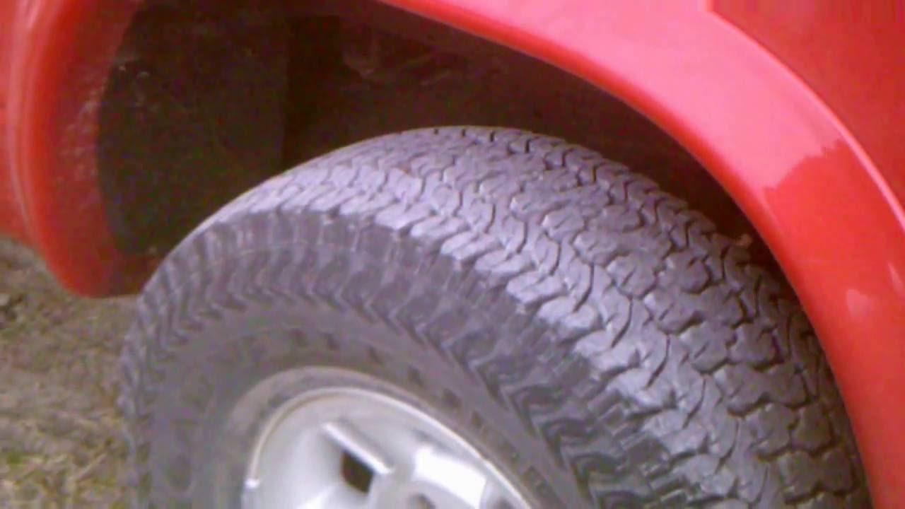 All Terrain Tires >> KUMHO Road Venture at51 - YouTube