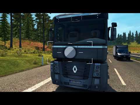 ETS2 HardCore #12 - G29 - Quick Jobs pana ne permitem camion