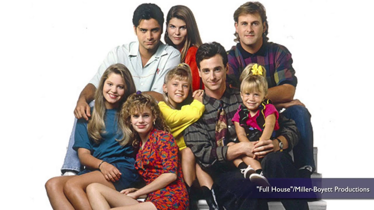 Full House sequel Fuller House ing to Netflix