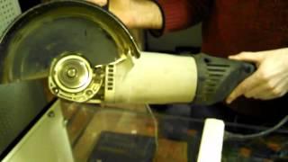 Шлифовальная машина Элпром ЭМШУ-2300-230. Обзор инструмента