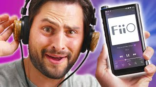 Why buy a $1,300 iPod? - FiiO M15 Music Player