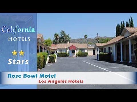 Rose Bowl Motel, Los Angeles Hotels - California
