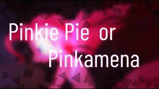 Repeat youtube video Pinkie Pie or Pinkamena Diane Pie ? - Speedpaint MLP