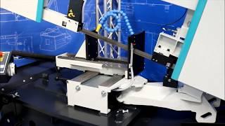 360x500 SHI LR band saw machine Pegas