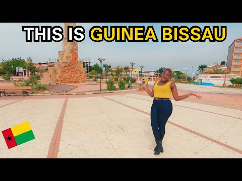 This is Guinea Bissau, Africa You Don't See on TV #GuineaBissau Africa Ep. 6