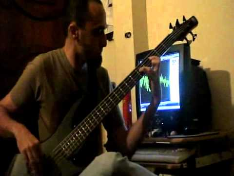 old man´s child - enslaved and condemned on bass