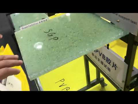 China Building Glass SGP Laminated Glass Film