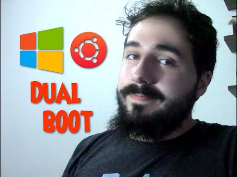 Como Fazer Dual Boot Com Windows 10 E Linux (Ubuntu)
