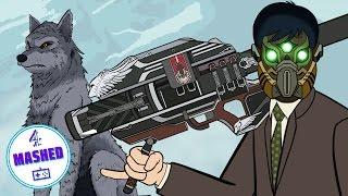 Destiny Rise of Iron: Mountain Rage