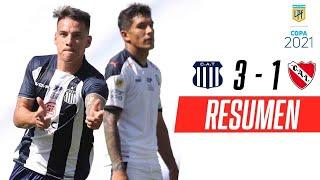 ¡LA T GANÓ UN PARTIDAZO Y SE PRENDE EN LA ZONA B! | Talleres 3-1 Independiente | RESUMEN