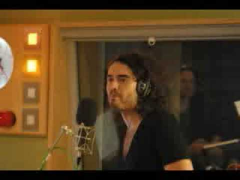 "Russell Brand ""You are a Judas!"" (BBC Radio 2)"