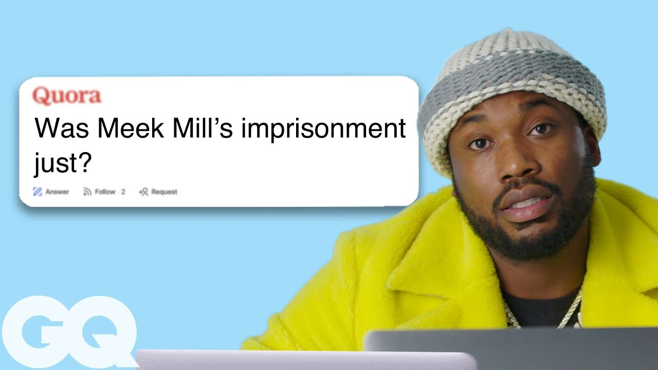 Meek Mill Goes Undercover on Twitter, Instagram and YouTube | GQ
