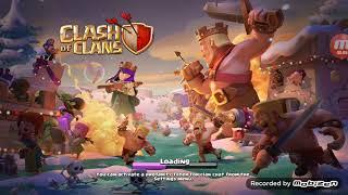 Un nou joc pe canal/Clash Of Clans