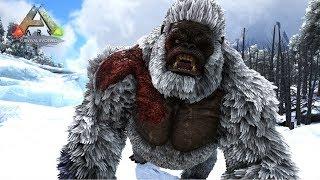 超巨大ゴリラ『メガピテクス』を倒せ! - ARK Survival Evolved ゆっくり実況 EX#7