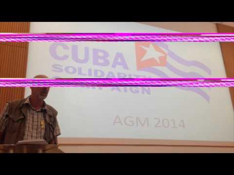 Cuba Solidarity Campaign AGM 2014