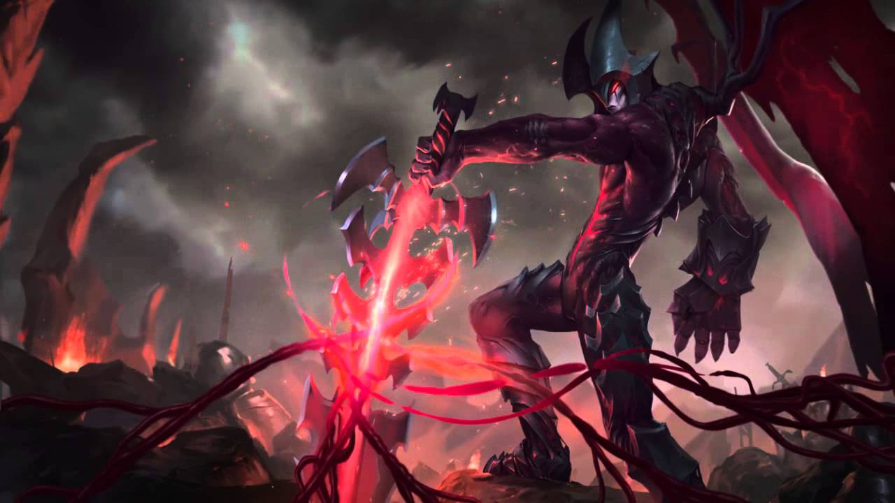 Image Result For Aatrox Build