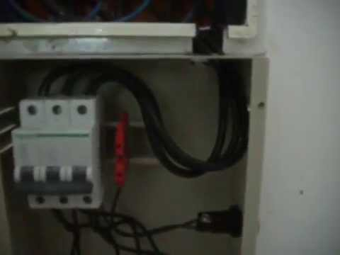 Instalación de capacitores para corregir bajo factor de potencia