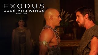 Exodus: Gods and Kings | Brother vs. Brother TV Commercial [HD] | 20th Century FOX
