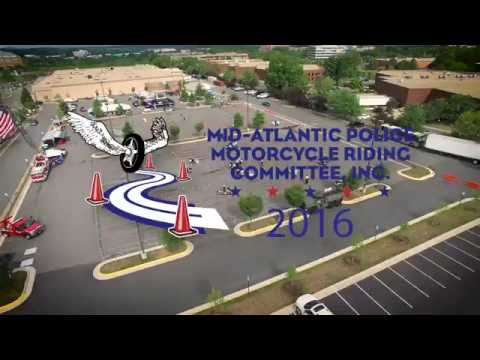 2016 Mid Atlantic Police Motorcycle Rodeo - G&C Tire and Auto Service