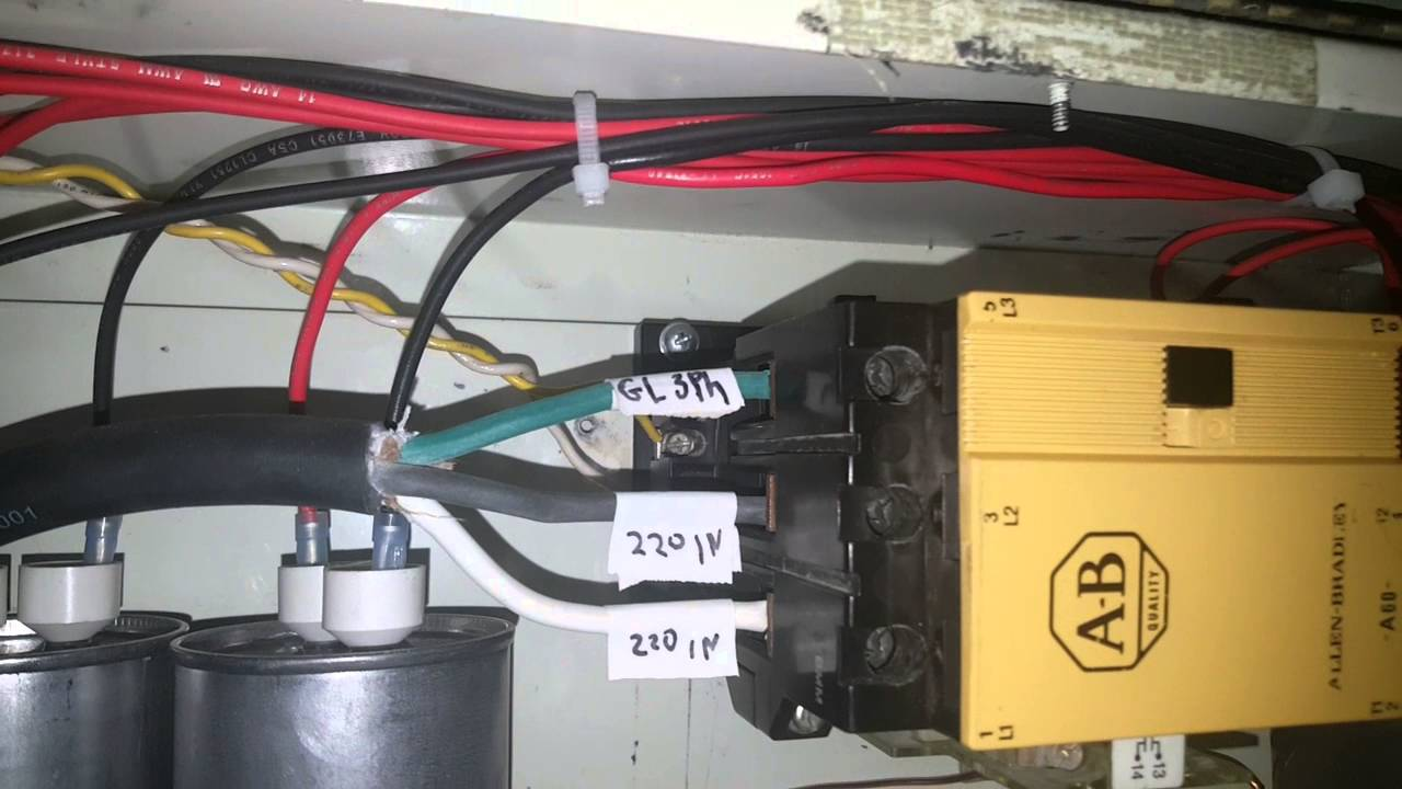 hight resolution of my 15hp rotary phase converter is finished