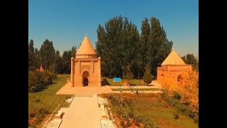 Мавзолей Айша-Биби – символ степной любви - Казахстан: Легенды степи