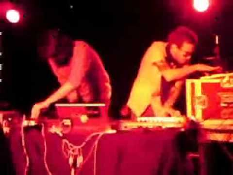 Prefuse73, Live@Cooler, Bristol (07-07-09)