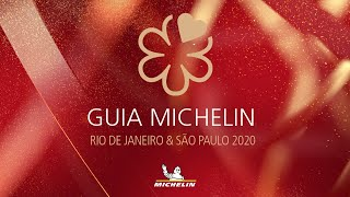 Discover the MICHELIN Guide 2020 se...