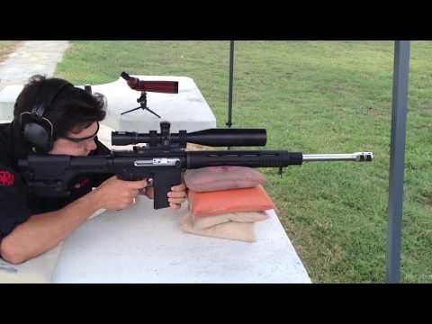 Repeat MDT - Installation of the Enhanced Adjustable Recoil