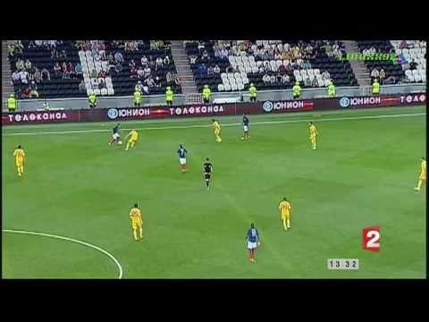 Ukraine vs france HD 4#1 beau buts de marvin martin