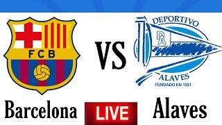 Thanks for watching #laligalive #barcavsalaveslive #barcalive #messilive #live barcelona vs alaves live stream match al...