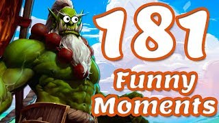 Heroes of the Storm: WP and Funny Moments #181