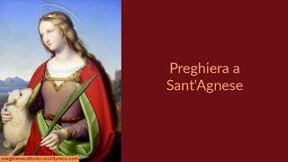 ... o ammirabile sant'agnese, quale grande esultanza provasti quando alla tenerissima età di tredici anni, condannata da aspasio ad essere...