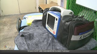 How Austin-Travis County EMS prepares for icy and snowy weather