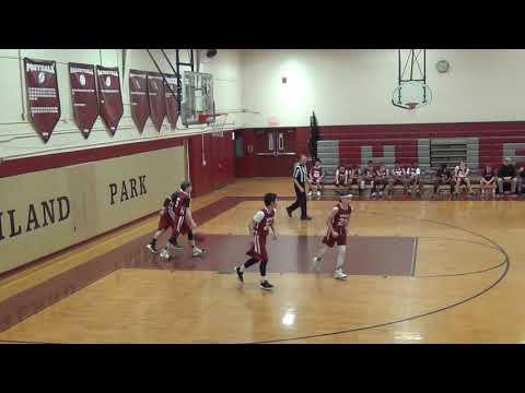 180209 Highland Park (NJ) Middle School Basketball v Edison Adams