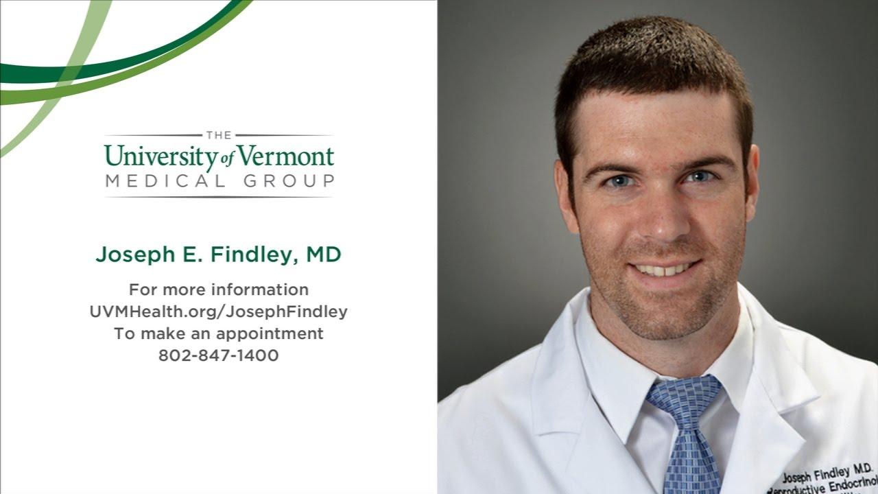 Joseph Findley Md Obstetriciangynecologist Burlington Vt The