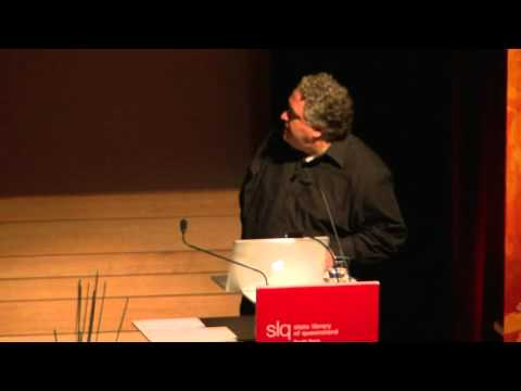 Nielson Design Lecture with Bruce Mau