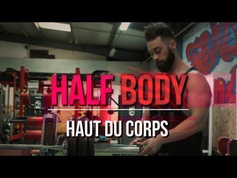 MON HALF BODY DESTRUCTEUR V (HAUT DU CORPS) - YouTube