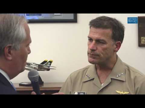 US Navy Strategy Chief Aquilino on US-UK-Japan Naval Cooperation Agreement