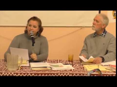 Standing Rock Report-back – Gina Petry and Patrick Burns