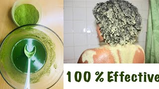 Your Hair Will Grow Like Crazy With This Moringa Hair Mask