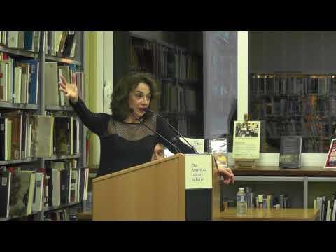 Elaine Sciolino @ The American Library in Paris | 16 December 2015