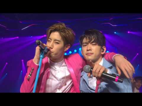 [GOT7 1ST CONCERT FLY IN SEOUL FINAL] HIGHER - MARK, JINYOUNG
