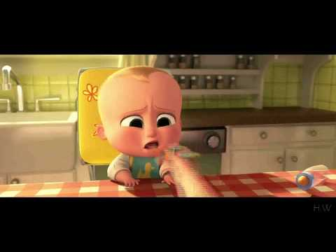 The Boss Baby-What the World Needs Now Is Love (Music Video)