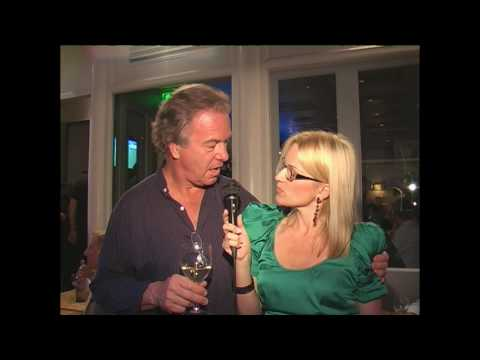 John Brinkley Interview. Russian Party at Brinkley's.