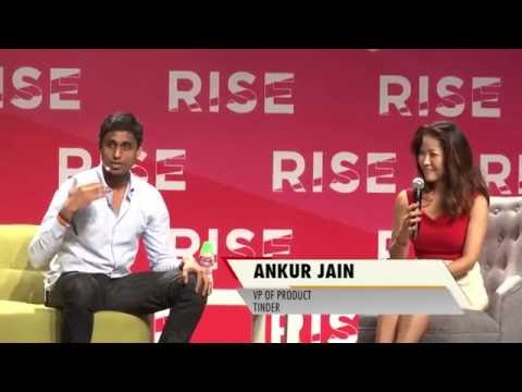 Tinder's Ankur Jain at RISE HK | Start-UP | CNA Insider