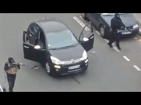 Paris attack analysis: David Common