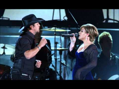 Kelly Clarkson (& Jason Aldean) - Don't You Wanna Stay (Acoustic Version)